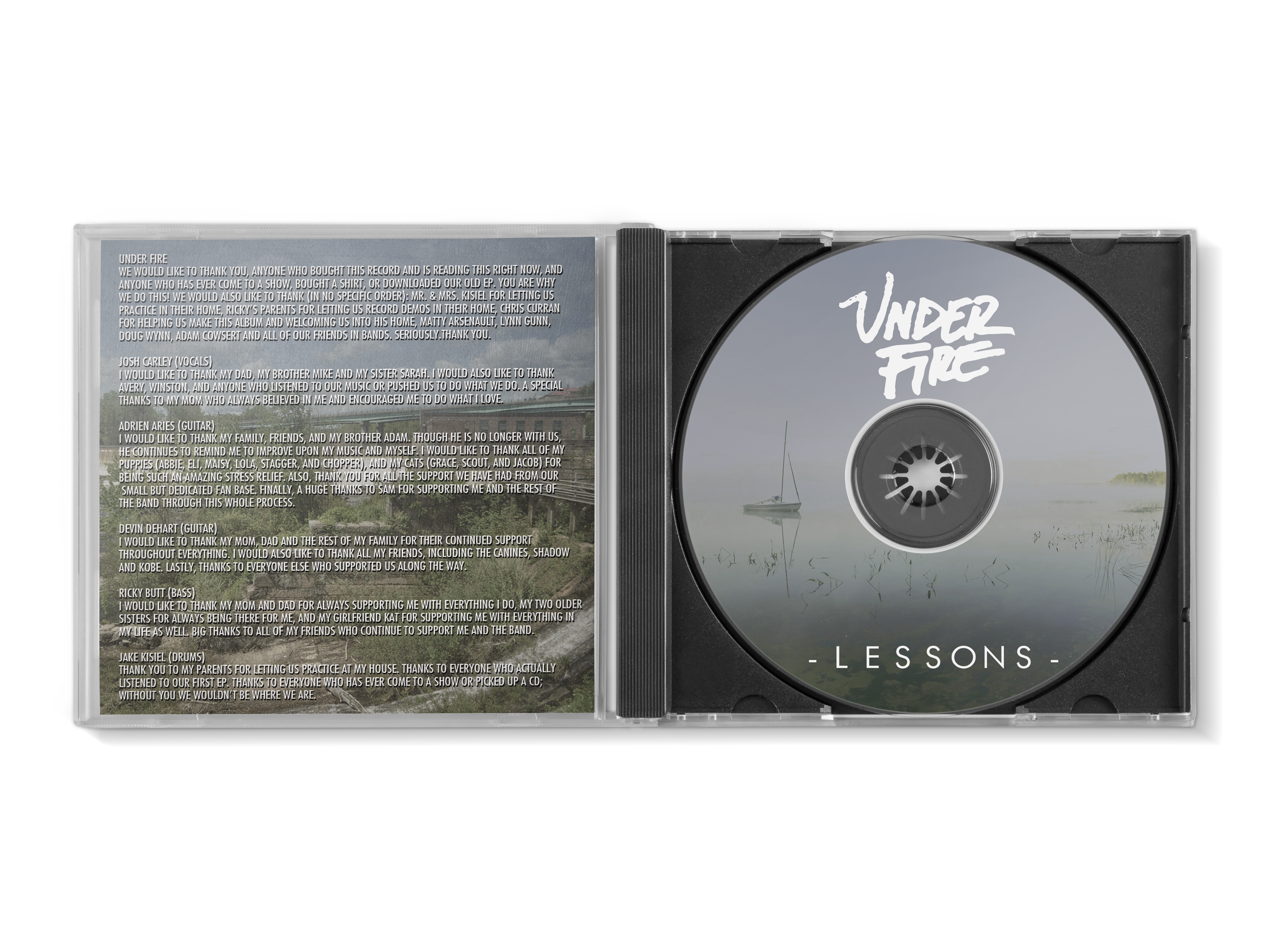 lessons open cd